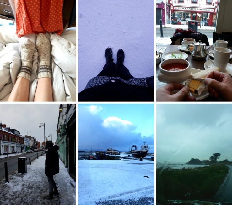 irish winter