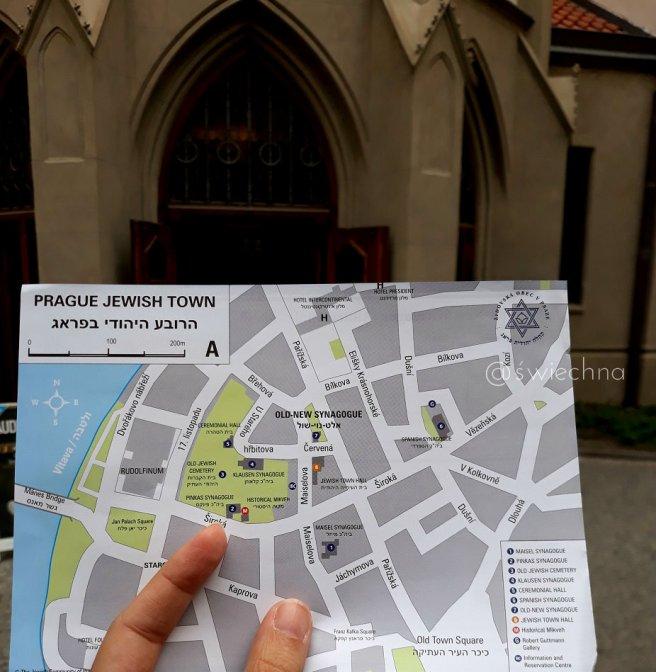 Praga synagoga Meisela