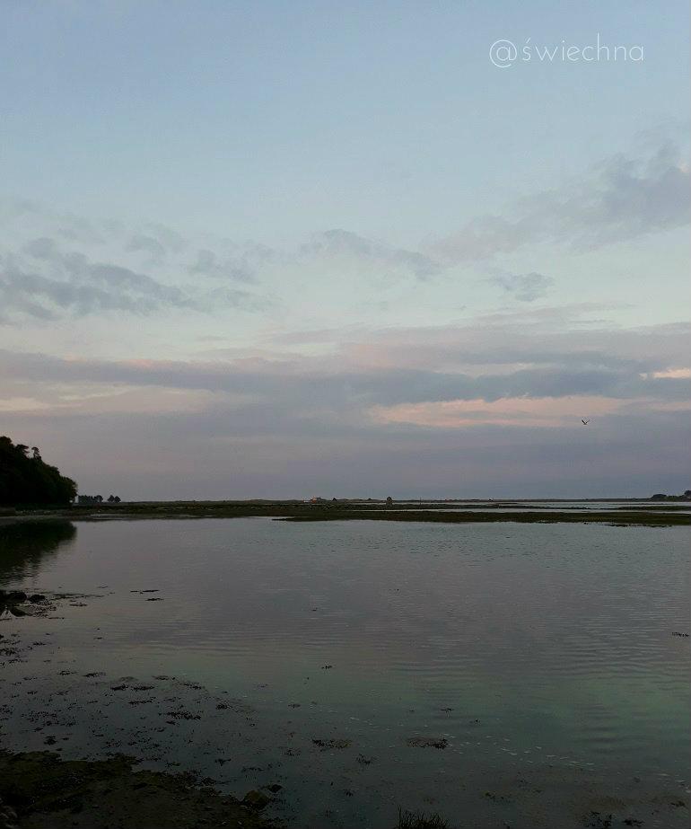przypływ na rzece Boyne (1)