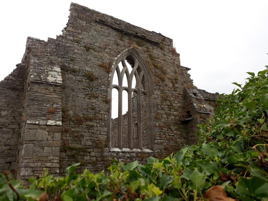 Lislaughtin Abbey